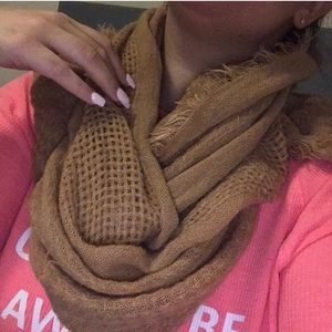 Aldo brown scarf